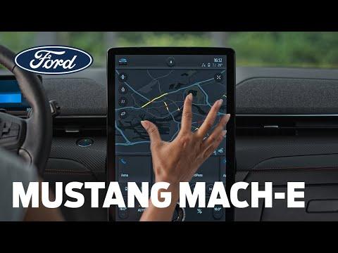 Mustang Mach-E   FordPass pro elektromobily   Ford Česká republika