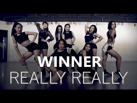 [DANCER ver.] WINNER위너 - REALLY REALLY Dance Cover.