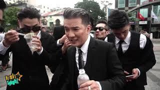 [8VBIZ] - Đàm Vĩnh Hưng gây náo loạn phố đi bộ với dàn soái ca hot boy