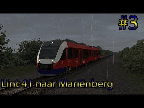 Almelo - Mariënberg met de Lint - Train Simulator 2017 (Livestream #3)