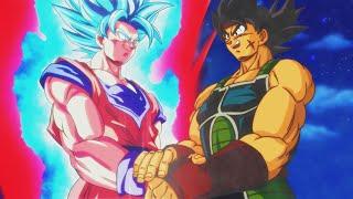 Goku Finally Meets Bardock 30 Years Later! Dragon Ball Super BG PART 1
