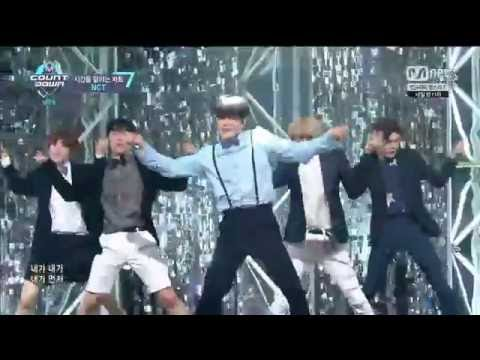 160818 NCT - Sorry Sorry Mcountdown Spesial Stage