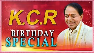 Watch: CM KCR Birthday Special Story..