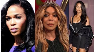 WENDY says she is HAPPY with her HUSBAND and THROWS SHADE at Singers CIARA and Michelle Williams!