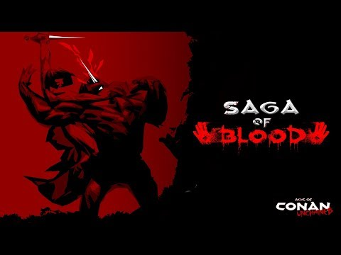 Saga of Blood is coming September 27th to Age of Conan!