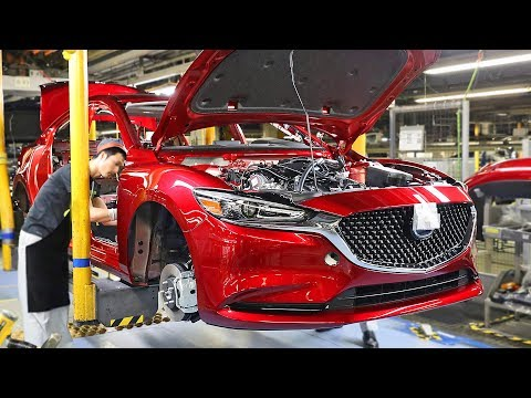 Mazda6 (2019) PRODUCTION