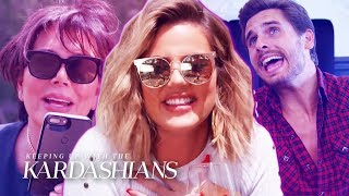 """Funniest """"Keeping Up With The Kardashians"""" Moments 
