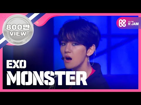 (ShowChampion EP.191) EXO - Monster
