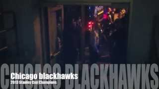Chicago Blackhawks Are Still Partying 30+ Hours After Winning The Stanley Cup