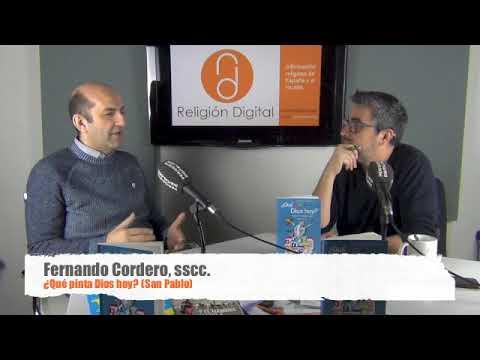 Fernando Cordero, sscc