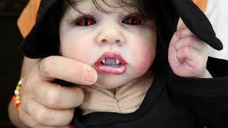 Realistic Monster Reborn Babies...