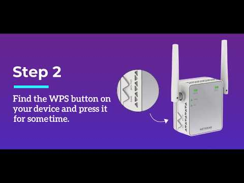 Extenders Setup When WPS Is Not Working | mywifiext