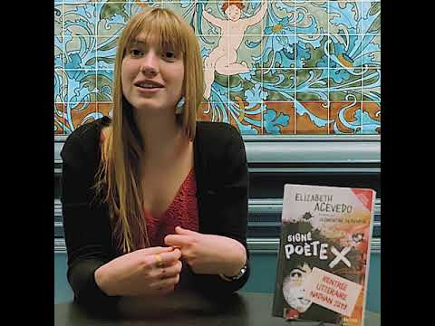 Vidéo de Sarah Crossan