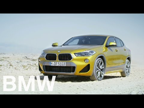 The first-ever BMW X2. Official launchfilm.