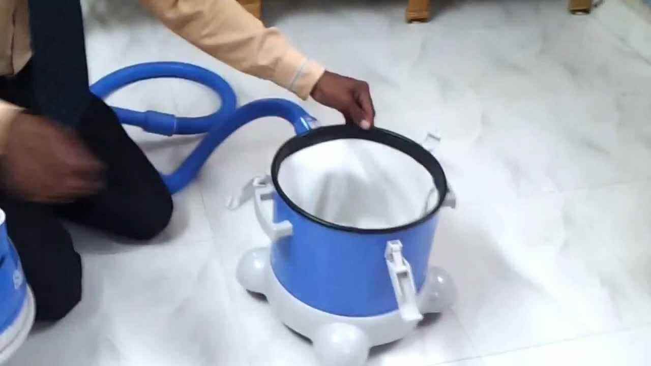 Vaccum Cleaner Demo By Sundar At Chennai Youtube