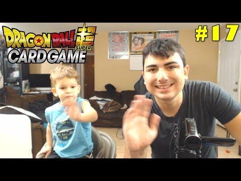 Super Saiyan Sibling Saturday! | Opening Dragon Ball Super Union Force Packs With Lukas #17