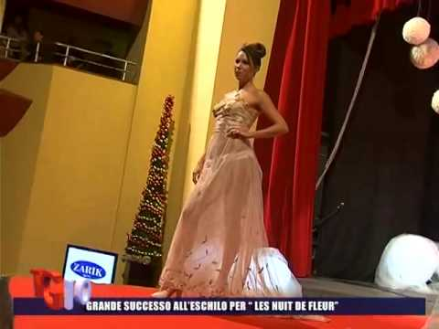 Emanuela Folliero - Evento La Nuit des Fleurs