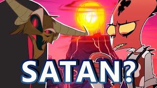 Everything we Know About Satan & The Wrath Ring: Helluva Boss & Hazbin Hotel, Explained!