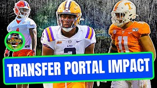 Transfer Portal's Impact On College Football (Late Kick Cut)