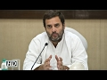 Modi failed to create jobs: Rahul..