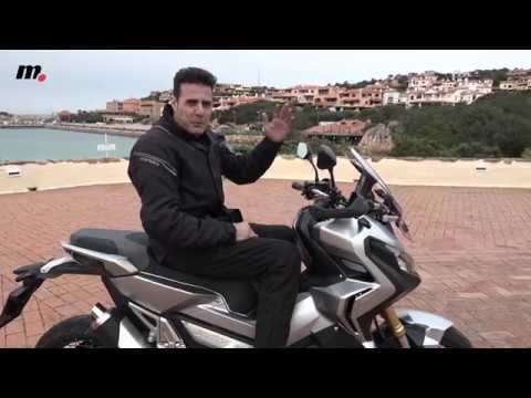 Honda X-ADV | Presentación / Primera Prueba / Test / Review en español | motos.net
