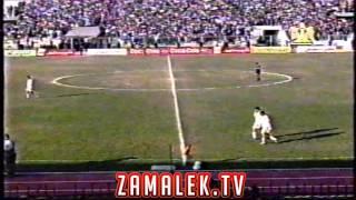 هدف اسماعيل يوسف في المصري موسم 95 96