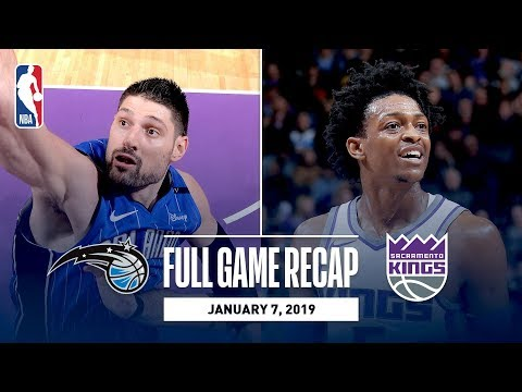 Full Game Recap: Magic vs Kings | Fox and Bogdanovic Shine in Sacramento