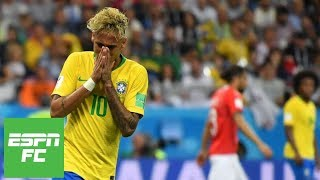 Neymar, Brazil stumble to disappointing 1-1 draw with Switzerland to open 2018 World Cup | ESPN FC