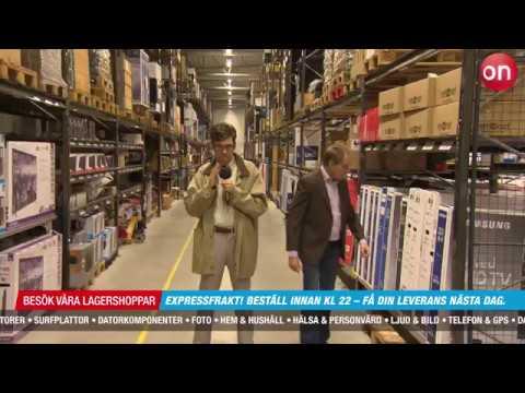 Direkt från Lagerhyllan: TV