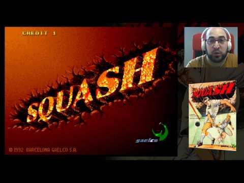Squash (Gaelco, 1992) (Arcade)