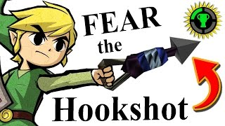 Game Theory: BEWARE Link's Hookshot in Legend of Zelda!