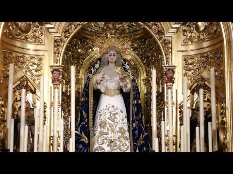 Función en honor de la Inmaculada Concepción - Hermandad Soledad San Lorenzo -