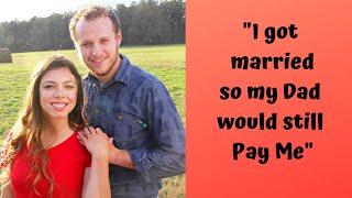 Josiah & Lauren Duggar's Arranged Marriage is On Verge of Divorce: Source