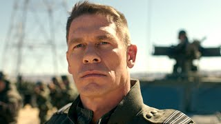 """Exclusive first look at John Cena's new movie, """"Bumblebee"""""""