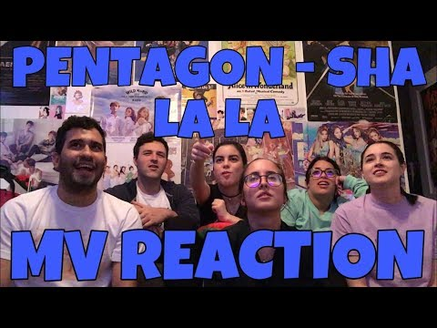 PENTAGON (펜타곤) - Sha La La (신토불이) MV Reaction [MAYBE WE ALL NEED TO STAN!]