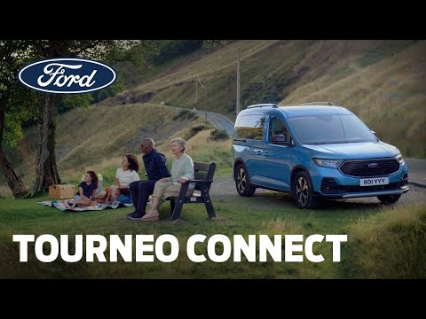 As Versatile as You Are | All-New Ford Tourneo Connect | Ford EU