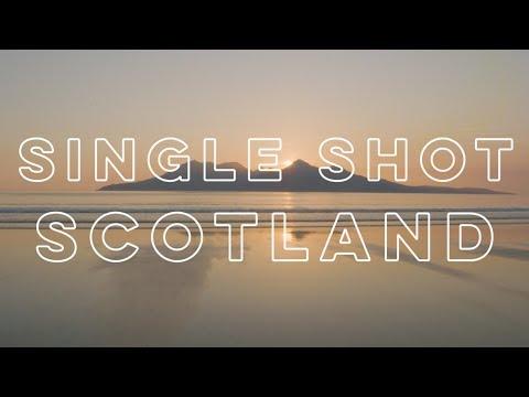 Single Shot Scotland - Laig Bay
