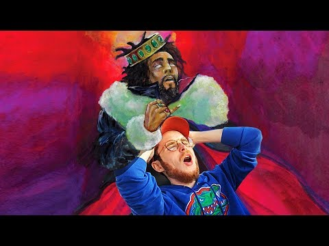 J. Cole - KOD (FIRST REACTION/REVIEW)