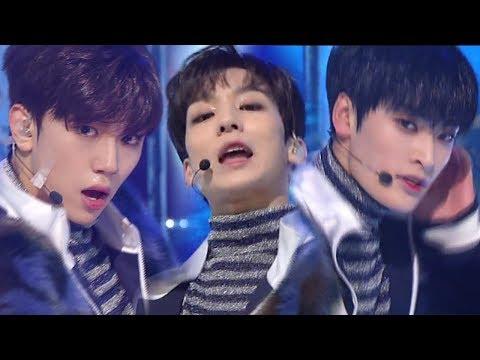 《Comeback Special》 TRCNG(티알씨엔지) - WOLF BABY @인기가요 Inkigayo 20180107