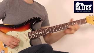 Blues Guitar Lesson - John Mayer Style Solo
