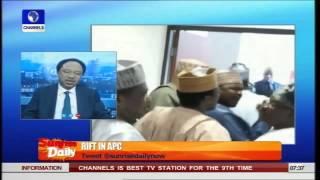 Senator Shehu Sani Explains The Rift In APC (PT1) 24/06/15