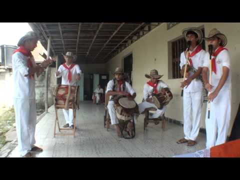 Gaiteros de Chinú. Chinú (Córdoba) Porro: El camison