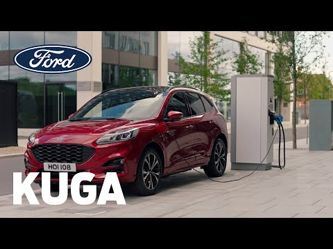 Offentlig lading   Ford Kuga ladbar hybrid   Ford Norge