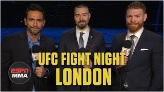Jorge Masvidal's KO of Darren Till moves him up welterweight ranks | UFC Fight Night | ESPN MMA