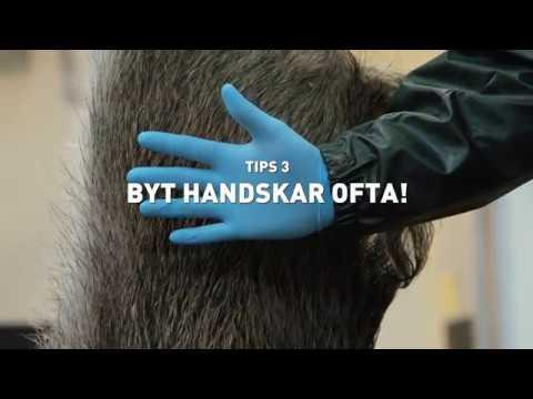 3. Byt handskar ofta - Så tar du hand om viltet efter skottet