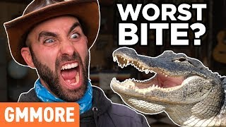 Top 5 Worst Things To Get Bitten By ft. Coyote Peterson