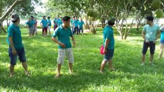 Fast Teambuilding - Đập bóng bay - Huế 8/7/2016