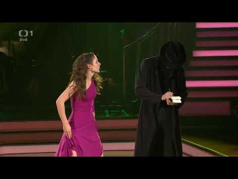 Finále: Veronika Khek Kubařová a Dominik Vodička - Současný tanec