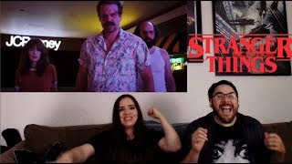 Stranger Things 3x8 THE BATTLE OF STARCOURT - Reaction / Review PART 1