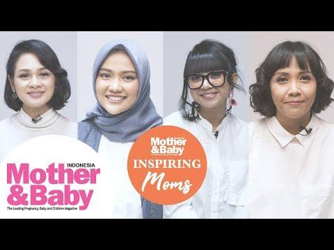 Arti Kehadiran Anak bagi Andien, Diajeng Lestari, Diana Rikasari & Marishka Soekarna